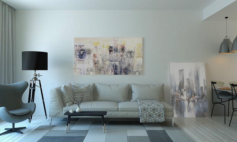 Steigerhout t.v. meubel