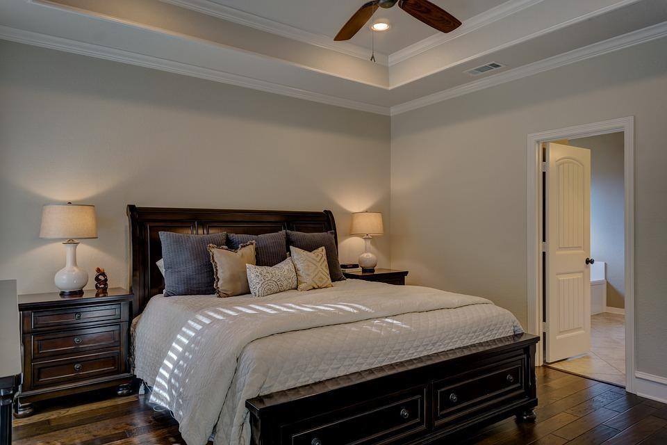 Steigerhout bed