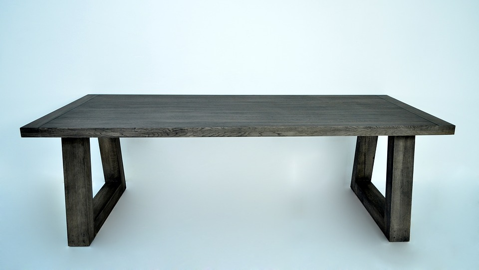 Tafel steigerhout for Bouwtekening tafel